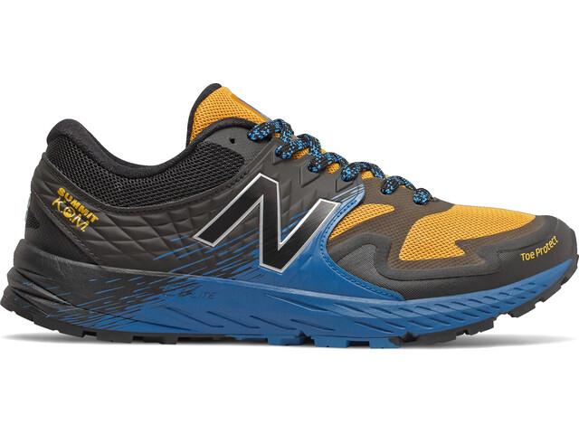 New Balance Summit K.O.M Trailrunning Schoenen Heren, yellow